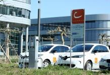 Neue CarSharing-Studie belegt: Geteilte Autos können Innenstädte deutlich entlasten copyright: cambio