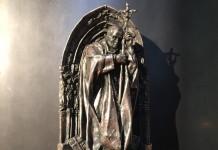 Diese Papst-Reliquie wurde aus dem Kölner Dom gestohlen copyright: Polizei Köln