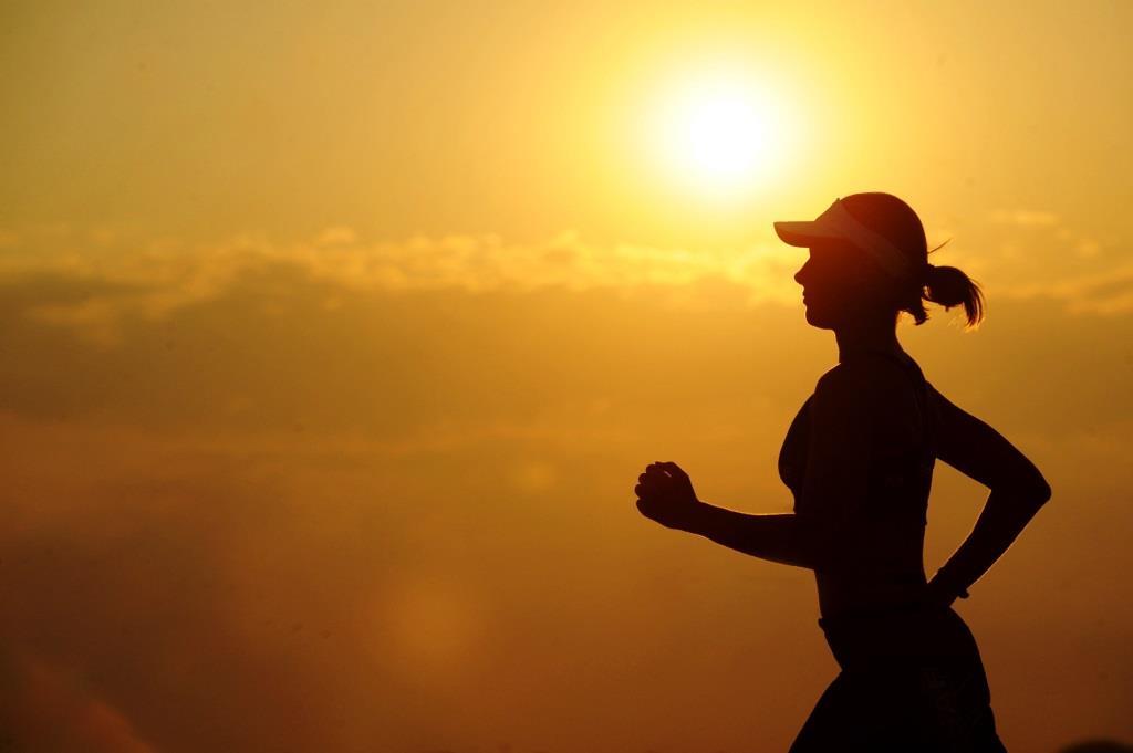 Joggen für Einsteiger – ohne Frust zur Traumfigur copyright: pixabay.com