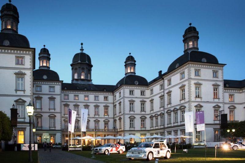 8. Schloss Bensberg Classics vom 1. bis 3. Juli 2016 copyright: Volkswagen AG / Schloss Bensberg Classics