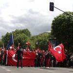 Demonstrationen in Köln rund um die politische Situation in der Türkei am Sonntag stellen Polizei Köln vor große Herausforderung copyright: Peter Herlitze / pixelio.de (Symbolbild)