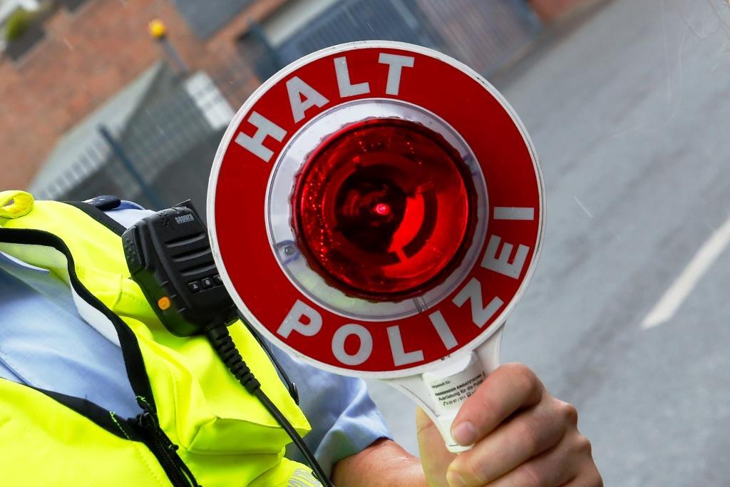 Wachsame Polizisten in Köln - copyright: Tim Reckmann / pixelio.de