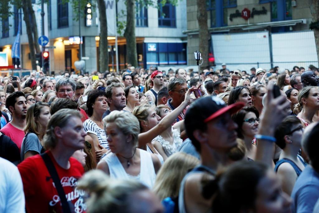 """Auch in diesem Jahr wird an dem gamescom-Wochenende die Kölner Innenstadt wieder zu einer """"Festival-Area"""", die jeden Tag zigtausende Besucherinnen und Besucher anziehen wird. copyright: Alex Weis / CityNEWS"""