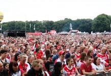 Saisoneröffnungsfeier des 1. FC Köln kostenlos per Live-Stream in 360 Grad erleben! - copyright: Alex Weis / CityNEWS