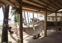 Urlaubs-Resort auf Insel Palawan (Philipinen) will durch Corwdfunding Gratis-Unterkunft für Reisende errichten copyright: Elisabeth Cardozo
