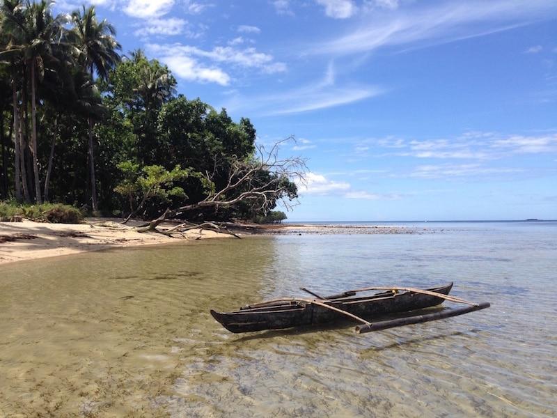Kaibigan Soul Camp: Seelenfrieden, Strandleben und Harmonie mit der reichen Natur copyright: Elizabeth Cardozo