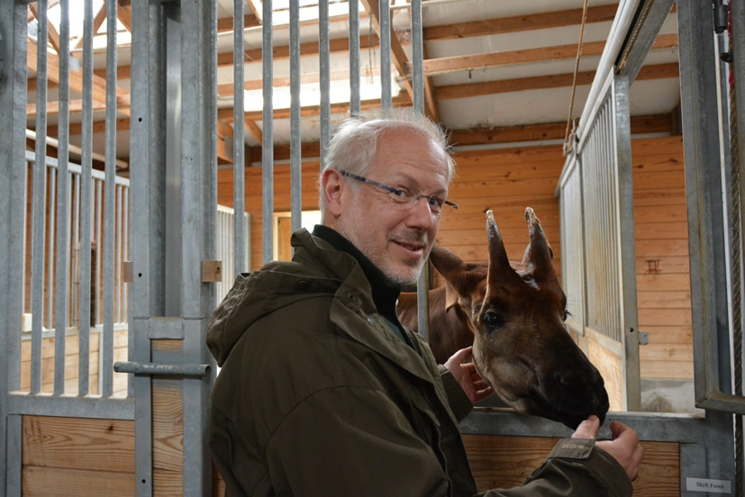 Seit Februar 2007 ist Theo Pagel Direktor und mittlerweile Vorstandsvorsitzender und -sprecher der AG Zoologischer Garten Köln. copyright: Kölner Zoo