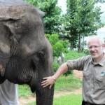 Kölns Zoodirektor feiert 25-jähriges Dienstjubiläum und wird von der Universität zu Köln zum Professor ernannt. copyright: Kölner Zoo