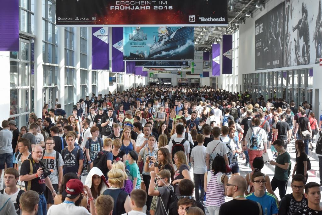 Die Weltleitmessen der Stadt Köln bleiben auch im 21. Jahrhundert Mega-Events. - copyright: gamescom