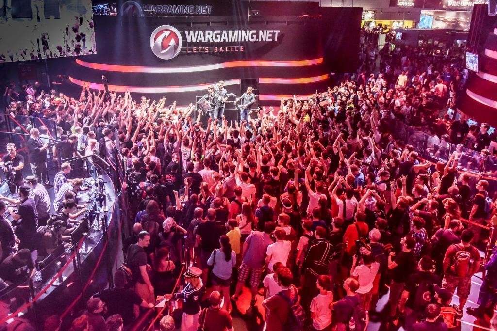 gamescom 2017 in Köln auf einem neuen Level: The Heart of gaming schlägt in der Domstadt - copyright: gamescom