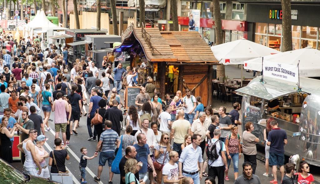 gamescom city festival Kostenlos Games, Musik und Infotainment erleben copyright: gamescom
