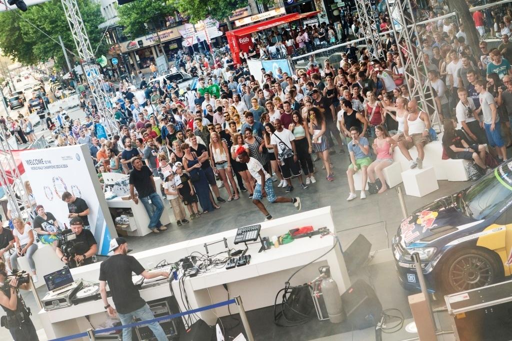 Games, Music, Street Food und Entertainment: Das gamescom city festival bietet auch in diesem Jahr ein attraktives Programm im Herzen der Stadt Köln. - copyright: gamescom