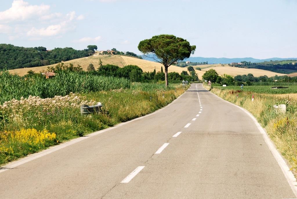 Wie wäre im Sommerurlaub mit einem Roadtrip: Deutschland und Europa von der Straße aus erkunden? copyright: pixabay.com