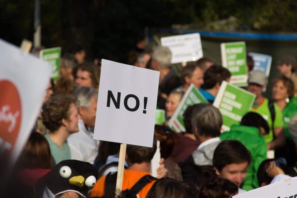 Demonstrationen durch die Kölner Innenstadt copyright: pixabay.com (Symbolbild)