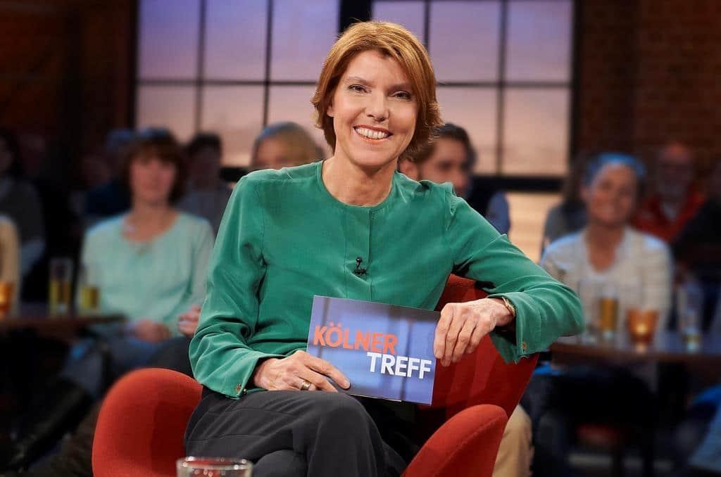 """Jubiläumssendung 10 Jahre """"Kölner"""" Treff mit Bettina Böttinger copyright: WDR / Melanie Grande"""