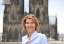 Bettina Böttinger wird zur Proklamation des Kölner Dreigestrins 2020 die Moderation übernehmen. copyright: CityNEWS / Alex Weis