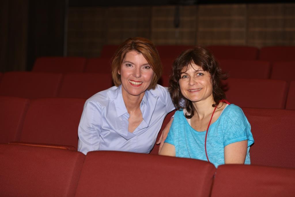 Bettina Böttinger stand der  Redaktion von CityNEWS Rede und Antwort. - copyright: CityNEWS / Alex Weis