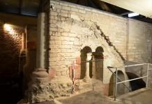 Die Mikwe, ein jüdisches Ritualbad, gehört zu den spektakulärsten Denkmälern in Köln. Foto: Shigeru Takato/Stadt Köln