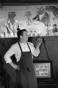 Alexandre Gauthier - copyright: Thomas Ruhl, www.port-culinaire.de