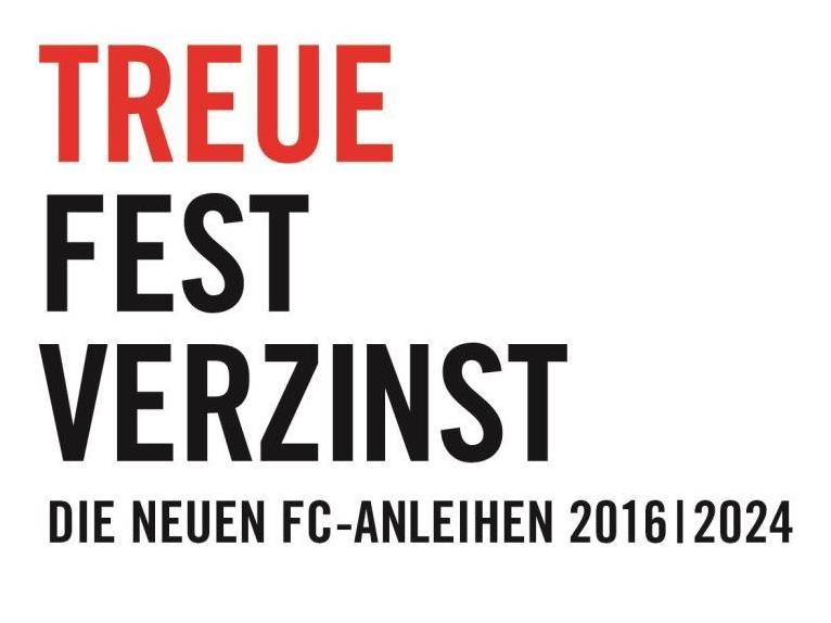 effzeh-Treue fest verzinst:Die neuen Anleihen des 1. FC Köln copyright: 1. FC Köln