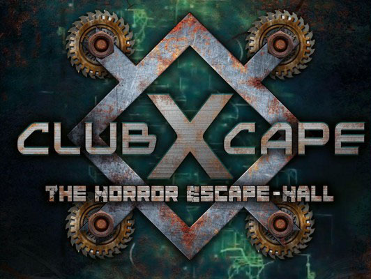 """Horrorattraktion """"Club X-Cape – Die Horror Escape-Hall"""" - copyright: Grusellabyrinth NRW"""