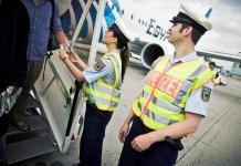 Festnahmen durch die Bundespolizei am Flughafen Köln Bonn copyright: Bundespolizei (Symbolbild)