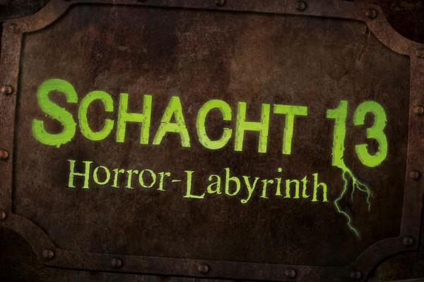 "Horrorattraktion ""Schacht 13 – Das Horror-Labyrinth"" - copyright: Grusellabyrinth NRW"