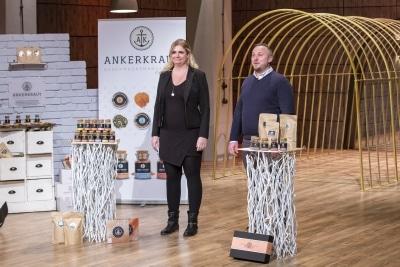 Die Gründer Anne Lemcke und Stefan Lemcke Foto: VOX / Bernd-Michael Maurer