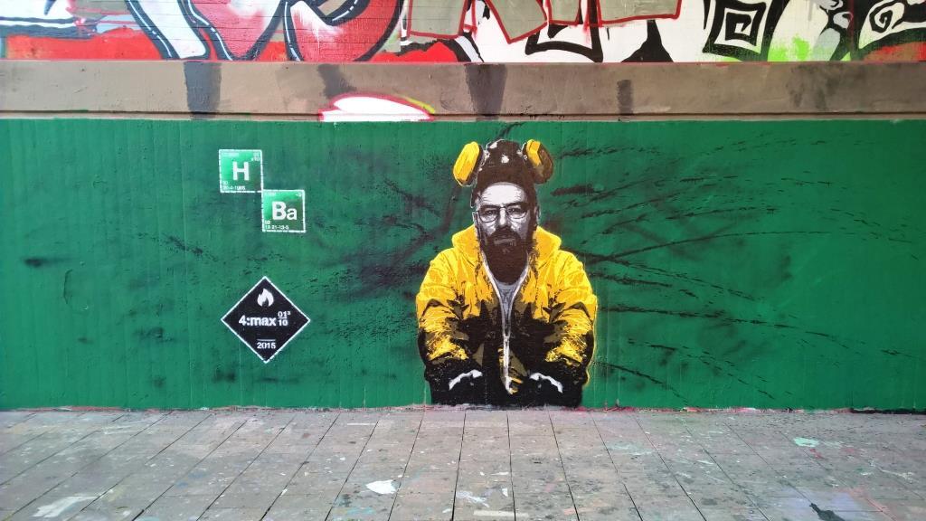 """""""Breaking Bad"""" lässt grüßen: Chemie-Einsatz in Leverkusen - Polizisten finden große Mengen Chemikalien in Wohnhaus copyright: pixabay.com"""