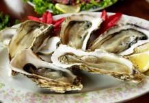 Austern: Meeresfrüchte haben Spurenelement Selen copyright: pixabay.com