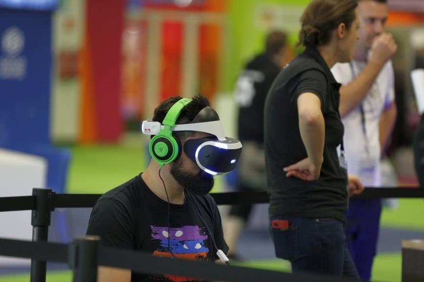 Allgegenwärtig: Virtual Reality und Augmented Reality copyright: CityNEWS / Alex Weis