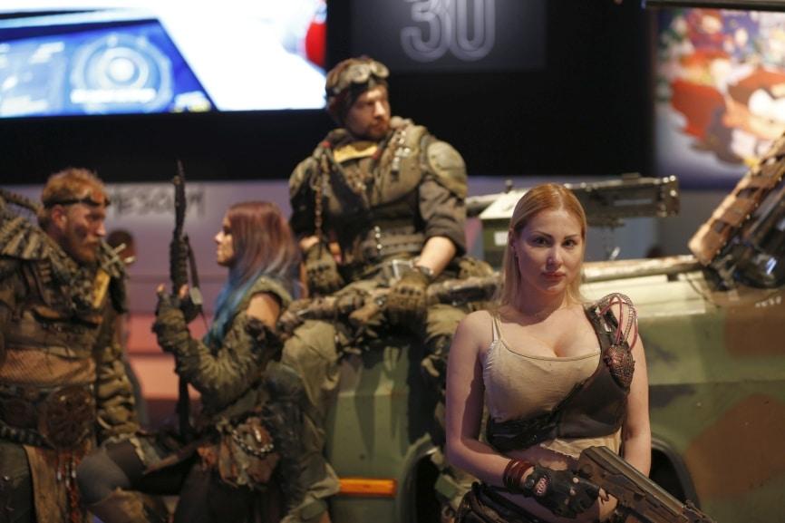 Bei den Kostümierungen zur gamescom 2017 sind einige Regeln zu beachten! - copyright: CityNEWS / Alex Weis