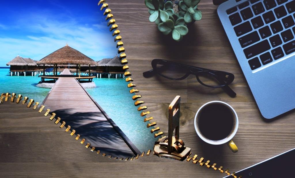 Nach dem Urlaub langsam in den Joballtag zurückkehren und das Urlaubsgefühl mit ins Büro nehmen copyright: pixabay.com