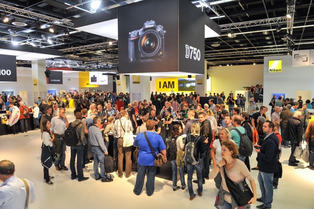 Fotografen erhalten heute maximale Unterstützung.  - copyright: Koelnmesse
