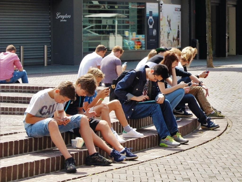 Mobile Trends treiben die öffentliche WLAN-Nutzung copyright: pixabay.com