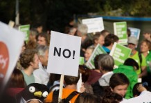 Live-Ticker zur Groß-Demonstration in Köln (Symbolbild) copyright: pixabay.com