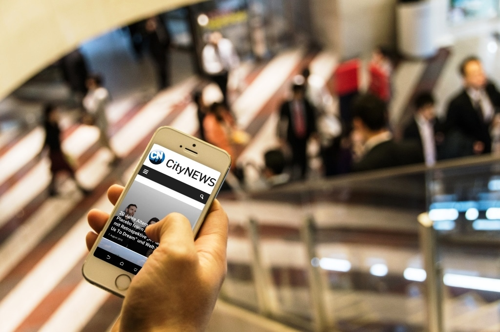 Mobil und vernetzt: Kostenloses WLAN an Haltestellen der Kölner Verkehrs-Betriebe (KVB) copyright: pixabay.com / CityNEWS