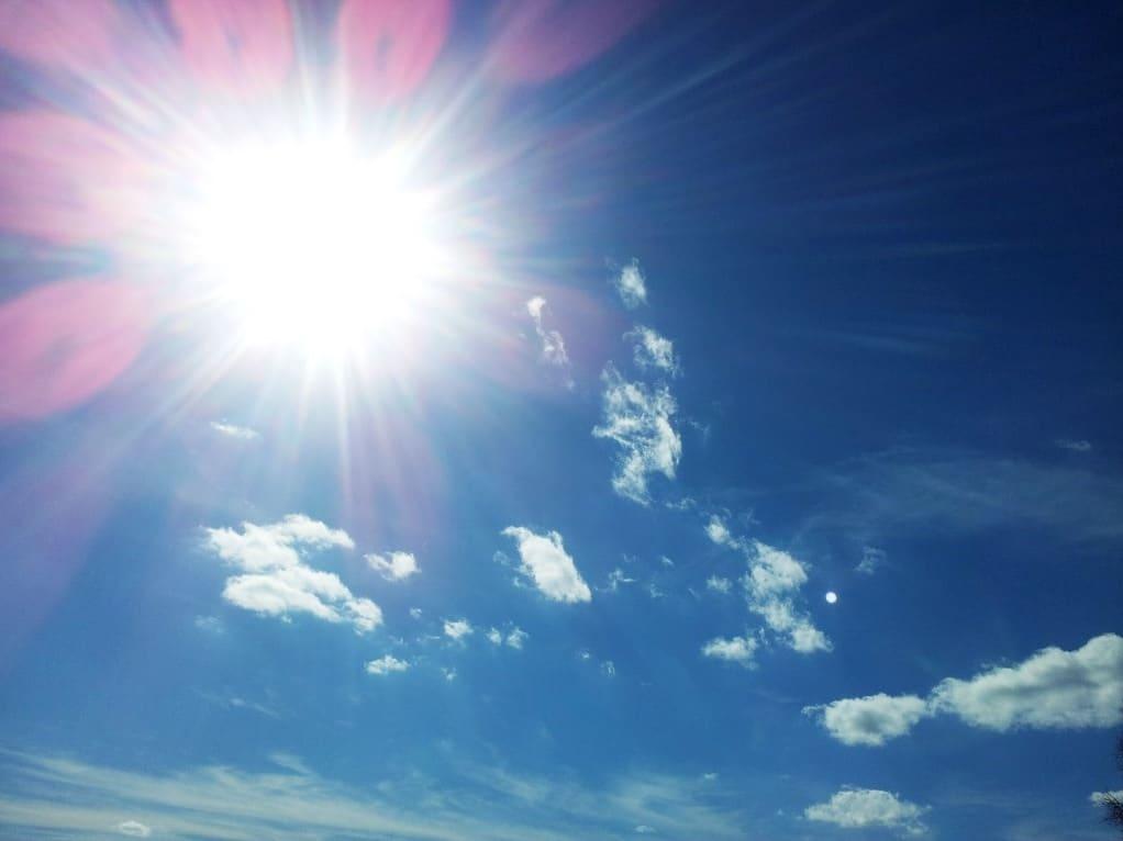 Es werden Temperaturen um die 40 Grad erwartet copyright: pixabay.com