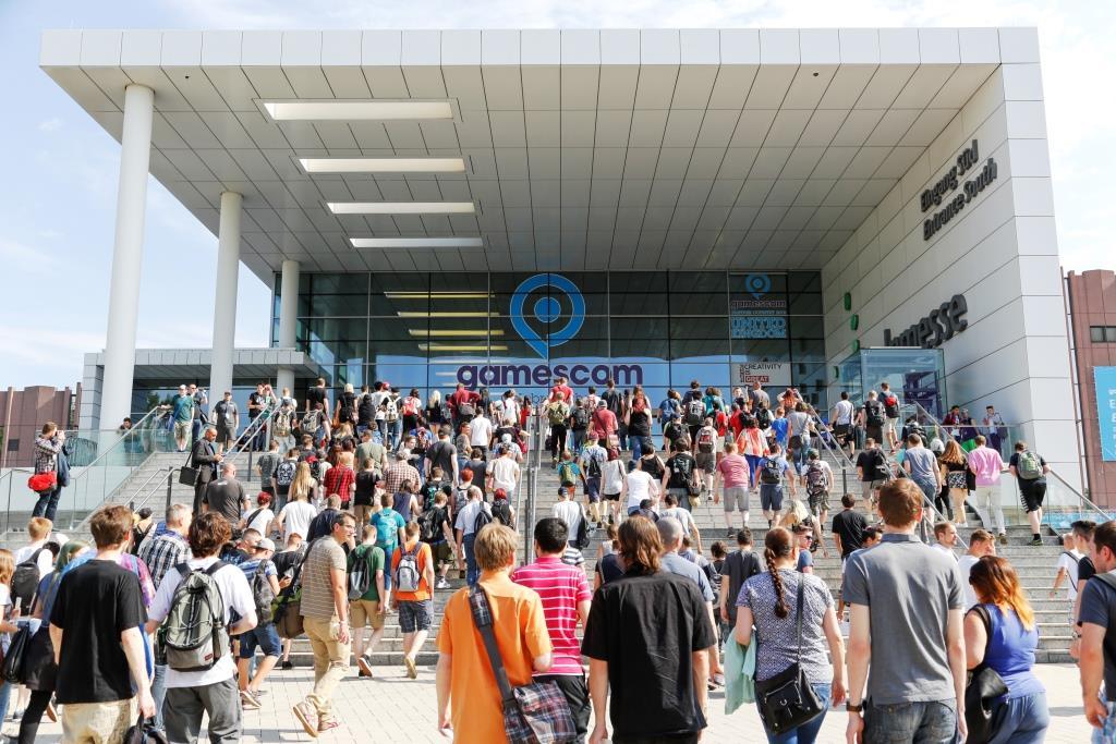 Die gamescom findet in diesem Jahr vom 17. bis 21. August in Köln statt, für Privatbesucher ist die gamescom ab dem 18. August geöffnet. copyright: gamescom