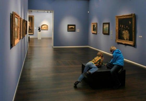 Museum – Kultur gepaart mit echten Fundstücken - copyright: Wallraf-Richartz-Museum & Fondation Corboud