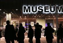 Museumsnacht 2017 in Köln: Ein Ticket, eine Nacht, über 40 Stationen - copyright: Taimas Ahangari / StadtRevue Verlag Köln