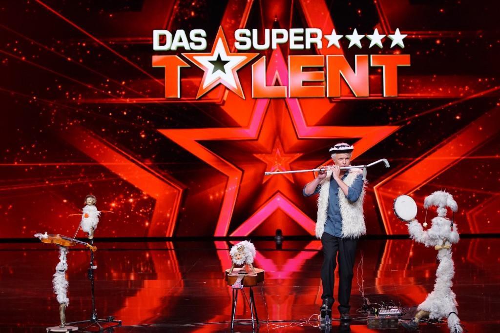 "Thomas Hecking aus Hamm präsentiert Musikkabarett.   Alle Infos zu ""Das Supertalent"" im Special bei RTL.de: http://www.rtl.de/cms/sendungen/das-supertalent.html - Foto: RTL / Stefan Gregorowius"