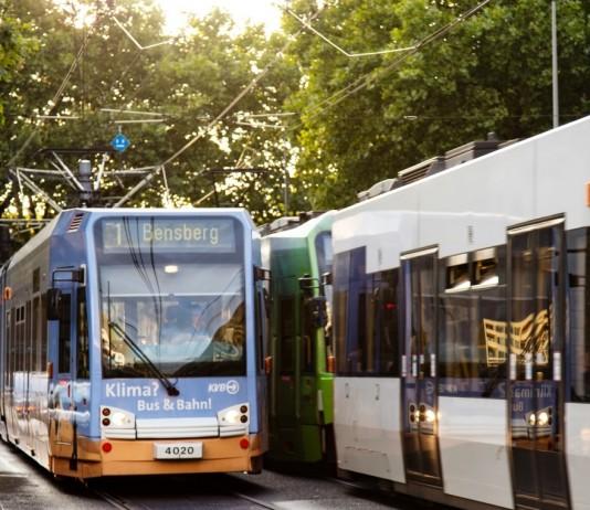 Am besten mit Bus und Bahn zur gamescom 2017 anreisen. - copyright: CityNEWS / Alex Weis