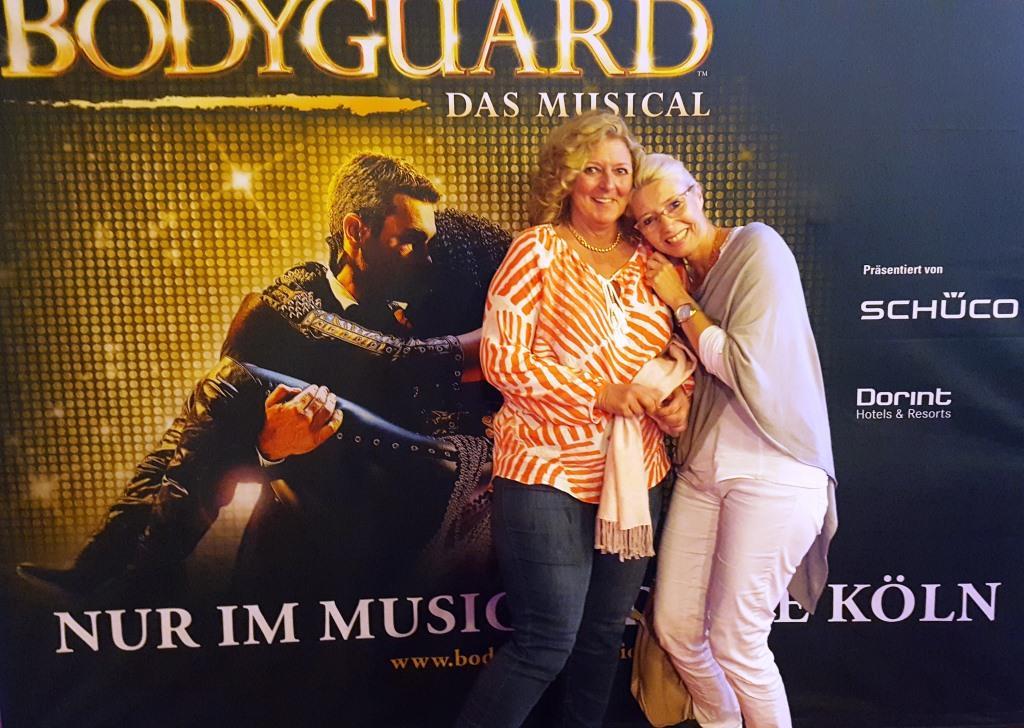 """Einen unvergesslichen Musical-Besuch gab es bei """"BODYGUARD - DAS MUSICAL"""" copyright: CityNEWS"""
