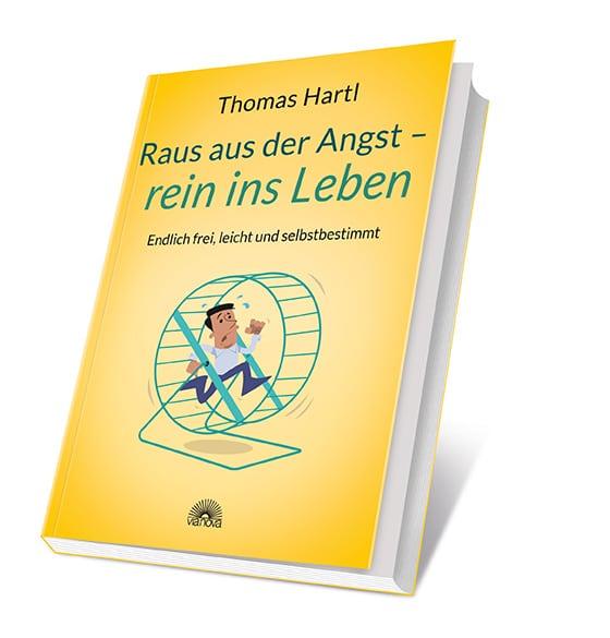 """CityNEWS-Buch-Tipp: """"Raus aus der Angst – rein ins Leben - Endlich frei, leicht und selbstbestimmt"""" copyright: Verlag Via Nova"""