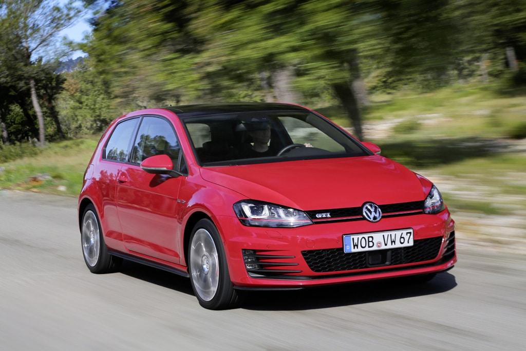 Volkswagen Golf GTI copyright: Volkswagen AG