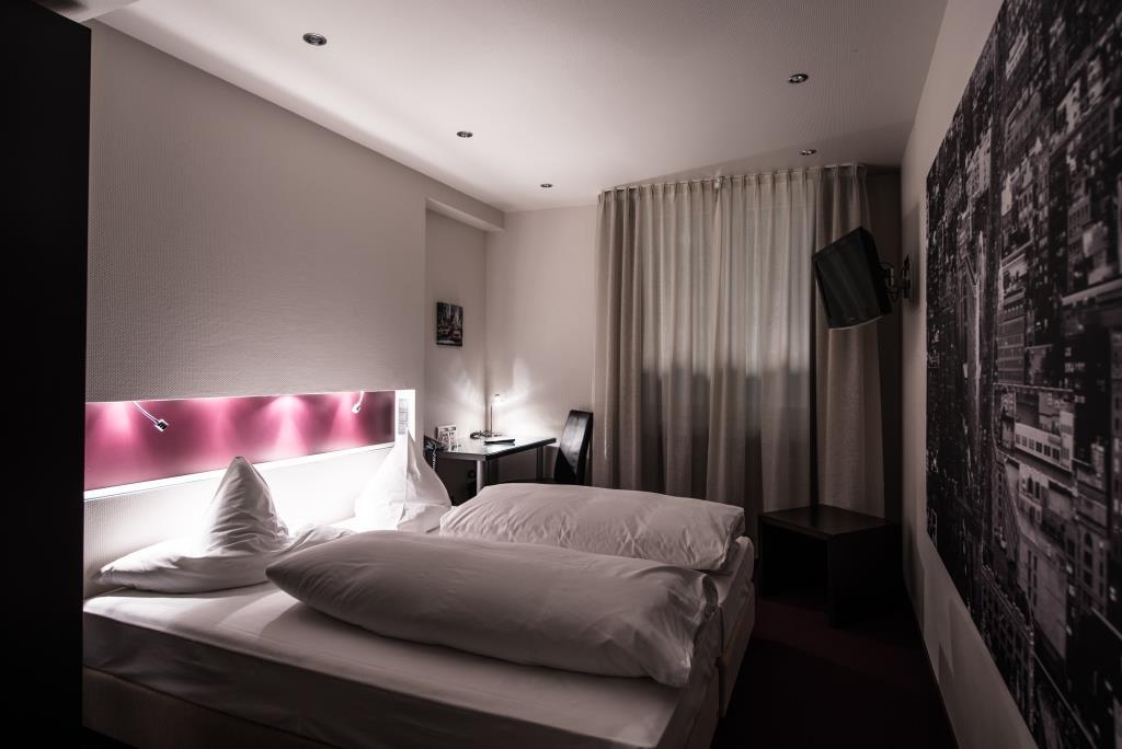 Zu später Stunde ging es für die Gewinnerinnen in das Hotel am Augustinerplatz copyright: Hotel am Augustinerplatz