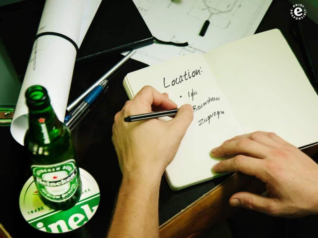 BUILD YOUR BAR - SHAPE YOUR CITY: Heineken sucht Deutschlands kreativstes Bar-Konzept