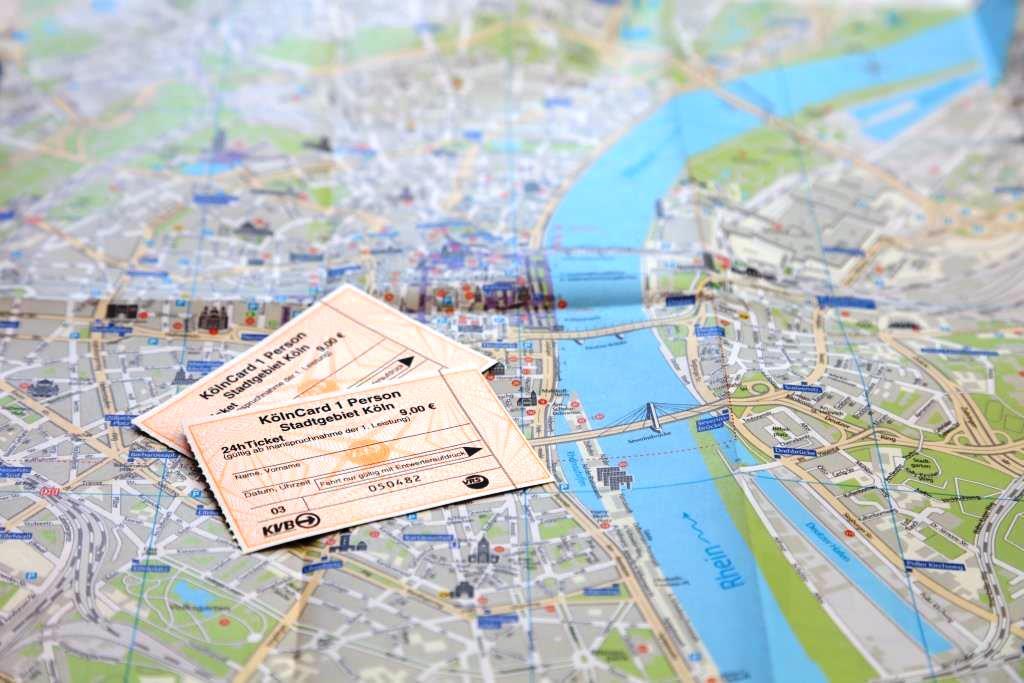 CityNEWS hatte ein ausführliches Sightseeing-Programm u. a. mit der Welcome Card und Stadtplänen von KölnTourismus, Gutscheinen für das Schokoladenmuseum und mehr geschnürt. copyright: Alex Weis / CityNEWS