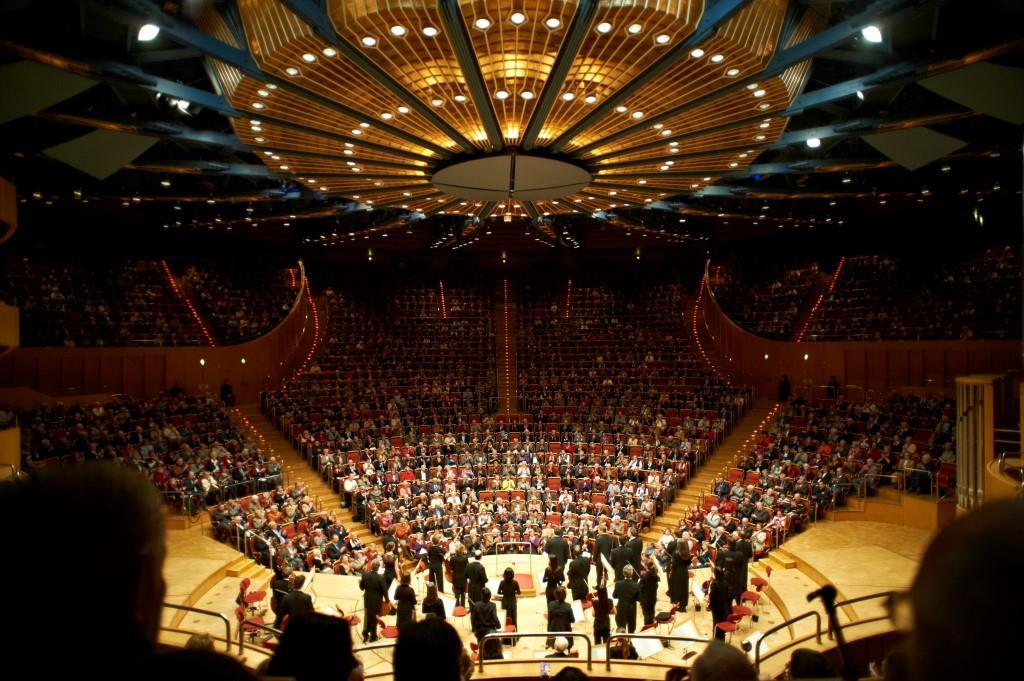 Kultur Ticket: In den Herbstferien die Kölner Philharmonie und die städtischen Museen erleben copyright: KölnMusik / Matthias Baus